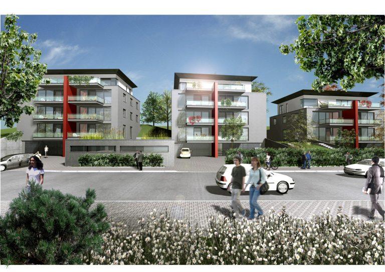 Wohnen im Wiesental – Der zweite Bauabschnitt folgt.