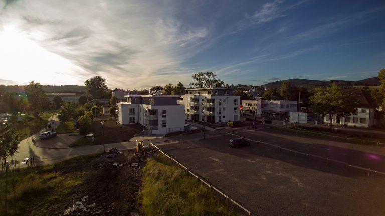 Wohnen am Heugraben – ein städtebauliches Highlight