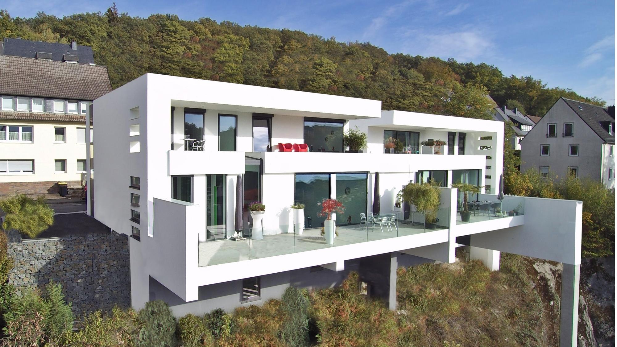 Flick Treuconsult – Exklusives Doppelhaus2