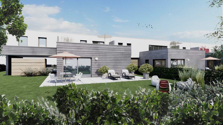 Lebenswert-Deichwald – Exklusives Wohnen in modernem Design