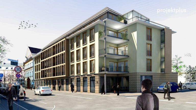 Büro- & Geschäftshaus in exponierter Innenstadtlage von Siegen
