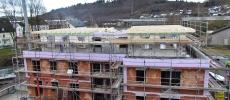 Flick Treuconsult Baufortschritt Haus 2