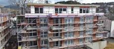 Flick Treuconsult Baufortschritt Haus 3