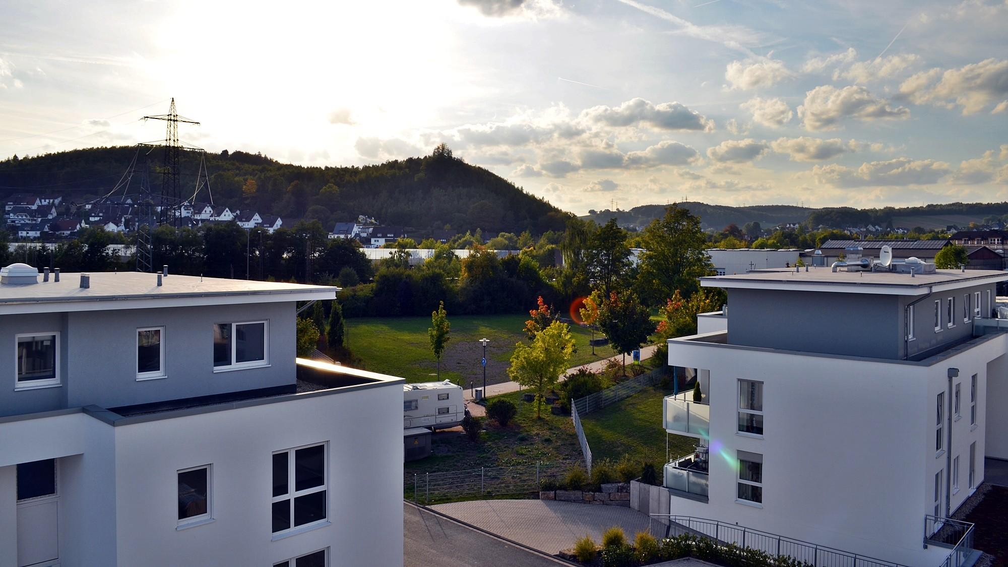 Flick Treuconsult – Wohnen und Leben in Kreuztals grüner Mitte-Blick